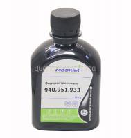 Чернила HP №940/950/932/970 (флакон, 250) Black DYE (водные) Moorim
