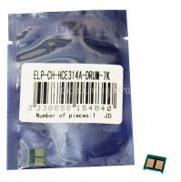 Чип картриджа HP Color LaserJet CP1025 (CE314A) DRUM, 7K (ELP, Китай)