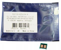 Чип картриджа HP Color Laserjet Enterprise 300 M351/ M375NW/400 color M451NW/M451DN/M451DW/M475DN/M475DW Magenta, 2.6K CE413A (ELP, Китай)