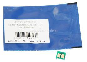 Чип картриджа HP Color LJ Pro M176/M177/M153 (1K) CF351A Cyan (ELP,Китай)