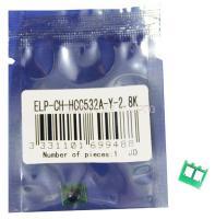 Чип картриджа HP CP2020/2025/2320 (CC532A) Yellow, 2.8k (ELP, Китай)