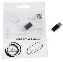 Переходник Cablexpert USB Type-C/USB MicroB (F), пакет (A-USB2-CMmF-01)
