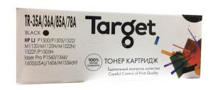 Картридж HP LJ P1102/P1102w/M1132/M1212nf (CE285A/CB435A/CB436A Canon 712/713/725) TARGET