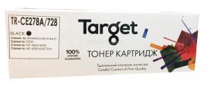 Картридж HP LJ P1566/1606DN/MF-4410/4430/4450/4550 (CE278/C-728) 2.1K Target