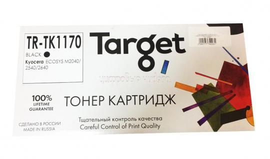 Тонер-картридж Kyocera ECOSYS M2040DN/M2540DN/M2640IDW (TK-1170) 7.2K TARGET