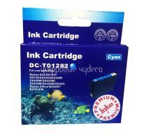 Картридж (T1282) Epson S22/SX125/SX130 синий INKO