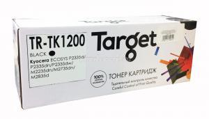 Тонер-картридж Kyocera ECOSYS P2235d/P2235dn/P2235dw/M2135dn/M2635dn/M2635dw/M2735dw (TK-1200)  TARGET 3K