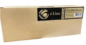 Картридж HP LJ M203/M227/CanoniSENSYS LBP162/MF264 (CF230X/051H) Булат (s-Line) 4K