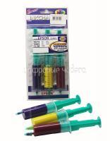 Заправ.комплект Epson T063/T073/T092  (3x20) цветные пигментные INKO