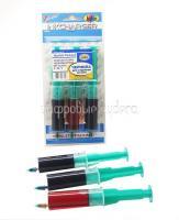 Заправ.комплект HP №121/122/901 (3x20) цветные INKO