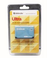 Картридер Defender Ultra A(M)-MiniB(M), работает с картами большого объема, питание от USB, 1м