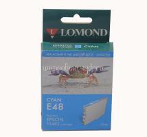 Картридж (T0482) Epson ST Photo R200/300/RX500/600 cyan - Lomond