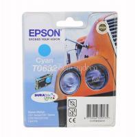 Картридж (T0632) Epson ST C67/87 голубой