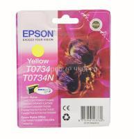 Картридж (T0734) Epson ST C79/CX3900/4900/5900 желтый