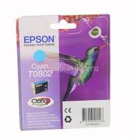 Картридж (T0802) Epson P50/PX660 синий (C)
