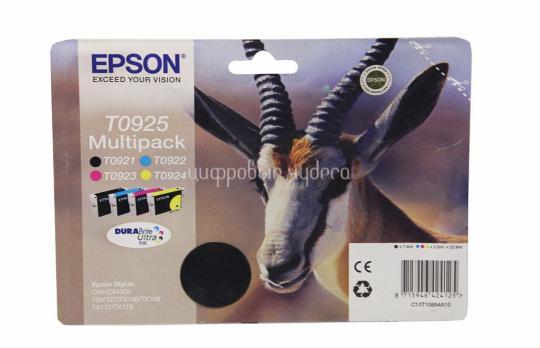 Картридж (T0925) Epson STC91/CX4300 (комплект)