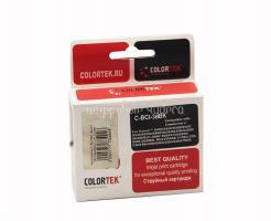 Картридж Canon BCI-3ebk черный (BJC-3xxx/6xxx) (1шт) Colortek