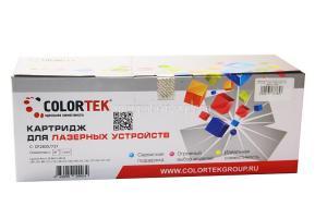 Картридж HP LJ Pro M125, M126, M127, M128, M201, M225 (CF283X/Canon 737) черный Colortek