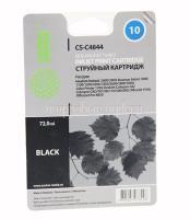 Картридж HP №10 (C4844A) DJ 2000/2500 черный чернильница, Cactus