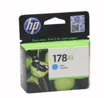 Картридж HP №178XL (CB323HE) PS 5383/6383 увеличенный Cyan (550 листов)