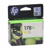 Картридж HP №178XL (CB325HE) PS 5383/6383 увеличенный желтый (550 листов)