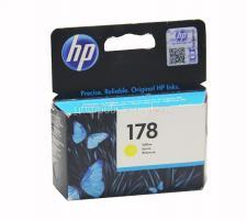 Картридж HP №178Y (CB320HE) PS 5383/6383 жёлтый