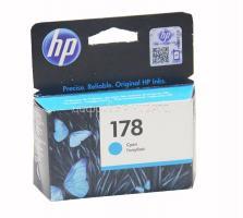 Картридж HP №178С (CB318HE) PS 5383/6383 синий