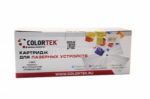 Картридж HP СLJ CM1312/1215/1217/CP1514/1515/1517/1518 №125A, (CB543A) Magenta Colortek