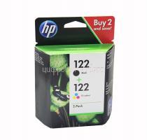 Картриджи набор HP №122 (CR340HE) Black+ Tri-color