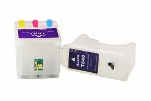 Перезаправляемые картриджи (ПЗК) Epson C62/CX3200 (T040/41) (INKO)