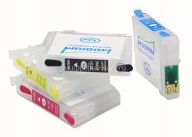 Перезаправляемые картриджи (ПЗК) Epson C79/TX200/209/210/400/409/410/CX3900/6900/7300/8300/9300 (T073x) (INKO)