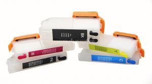 Перезаправляемые картриджи (ПЗК) Epson Expr. Home XP-600/605/700/800(№26) (INKO)