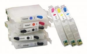 Перезаправляемые картриджи (ПЗК) Epson R800/1800 T054