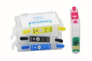 Перезаправляемые картриджи (ПЗК) Epson S22/SX125/130/230/235W/420W/425W/430W/435W/440W/445W/BX305F (INKO)