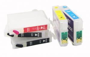 Перезаправляемые картриджи (ПЗК) Epson T30/110 авто-чип (INKO)