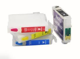 Перезапр.картриджи Epson T40W/TX600FW авто-чип (INKO)