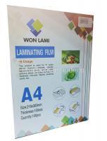 Пленка для ламинирования А4 (216x303мм) 100мкм (100шт) WF