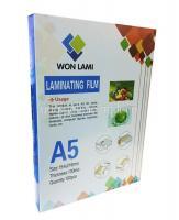 Пленка для ламинирования А5 154x216мм 100мкм (100 шт) WF